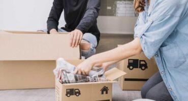 """5 estratégias de embalagem para tornar sua mudança uma """"brisa"""""""